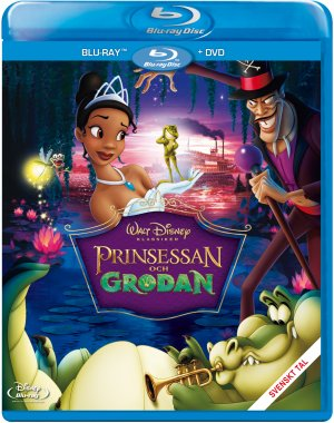 The Princess and the Frog 1616x2049