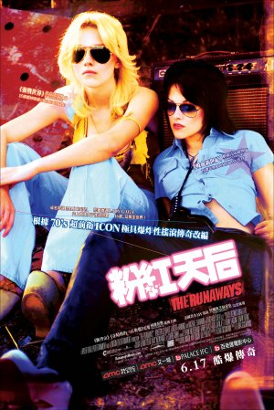 The Runaways Poster