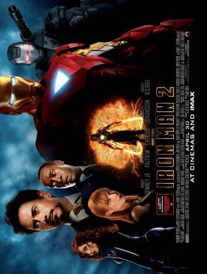 Iron Man 2 3574x4735