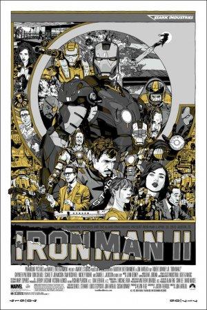 Iron Man 2 603x903