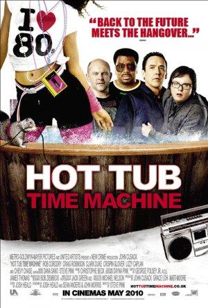 Hot Tub Time Machine 500x740