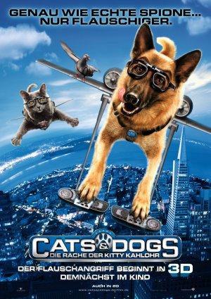 Cats & Dogs - Die Rache der Kitty Kahlohr 989x1400