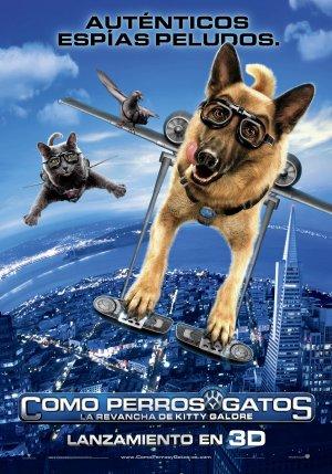 Cats & Dogs - Die Rache der Kitty Kahlohr 2362x3375