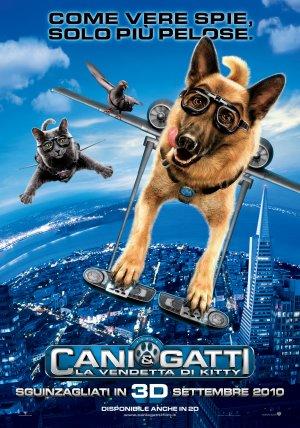 Cats & Dogs - Die Rache der Kitty Kahlohr 1654x2362