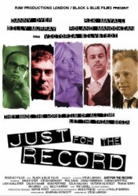 Just for the Record poster