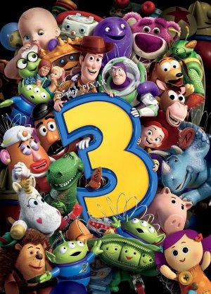 Toy Story 3 3587x5000