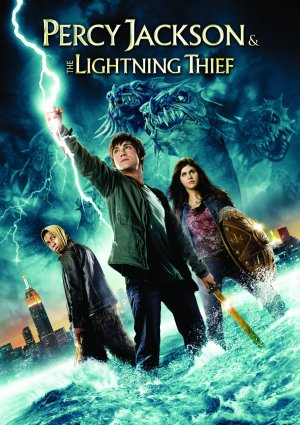 Percy Jackson & the Olympians: The Lightning Thief 1518x2151