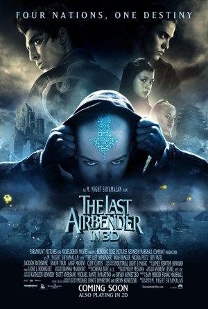 The Last Airbender 675x1000