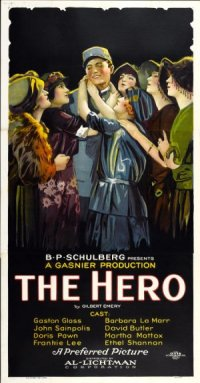 The Hero poster