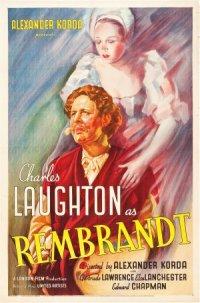 Rembrandt poster