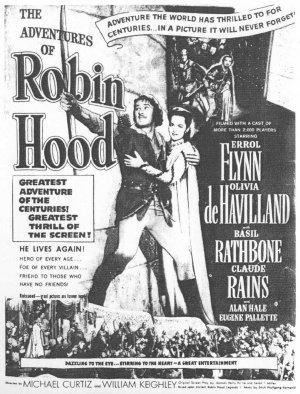 The Adventures of Robin Hood 1004x1320