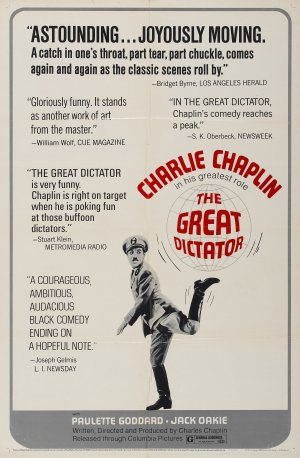 The Great Dictator 1908x2912