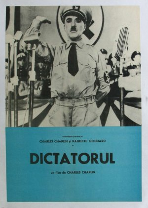 The Great Dictator 1195x1675