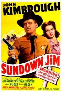 Sundown Jim poster
