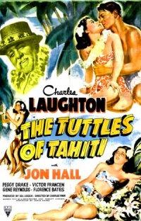 The Tuttles of Tahiti poster