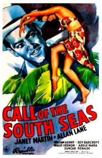 Call of the South Seas poster