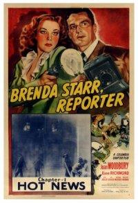 Brenda Starr, Reporter poster