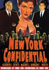New York Confidential Cover