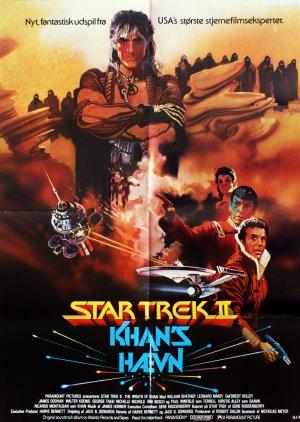 Star Trek II: The Wrath of Khan 2172x3052