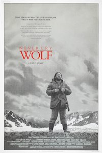 Never Cry Wolf poster