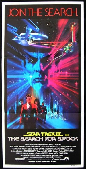 Star Trek III: The Search for Spock 400x781