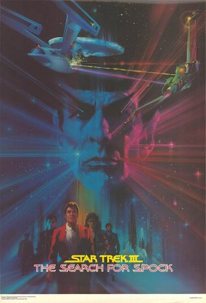 Star Trek III: The Search for Spock 500x735
