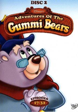 Adventures of the Gummi Bears 693x993