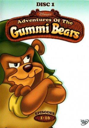Adventures of the Gummi Bears 671x966