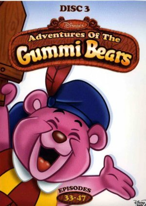 Adventures of the Gummi Bears 709x999