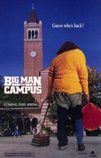 Big Man on Campus poster