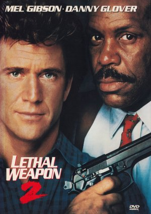 Lethal Weapon 2 - Brennpunkt L.A. 1534x2175