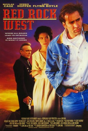 Red Rock West Poster
