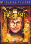 The Pagemaster Cover