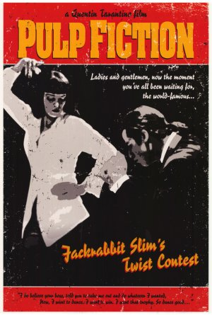 Pulp Fiction 580x861