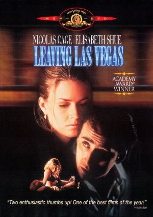 Leaving Las Vegas Dvd cover