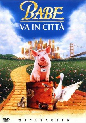 Schweinchen Babe in der großen Stadt 760x1081