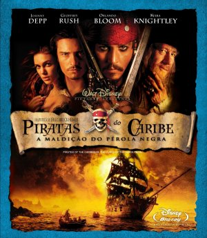 Pirates of the Caribbean: The Curse of the Black Pearl 1604x1845