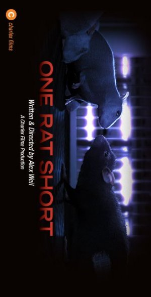 One Rat Short Poster