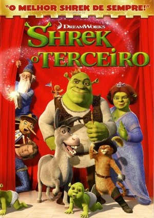 Shrek the Third 615x869
