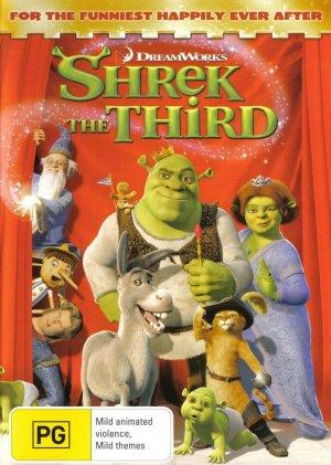 Shrek the Third 1014x1424