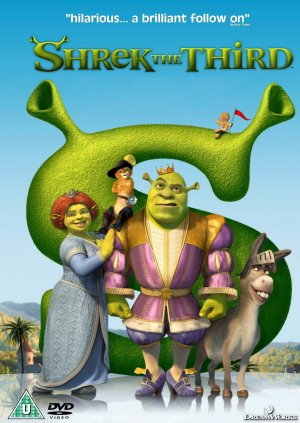 Shrek the Third 1545x2176