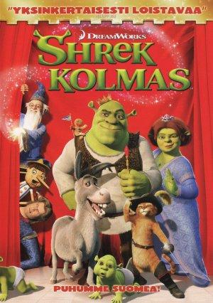 Shrek the Third 1518x2154