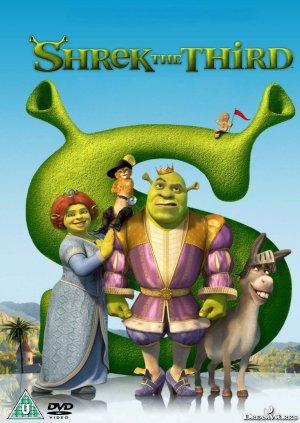 Shrek the Third 1542x2176