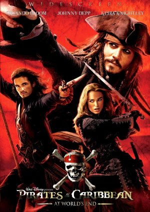 Pirates of the Caribbean: At World's End 1537x2175