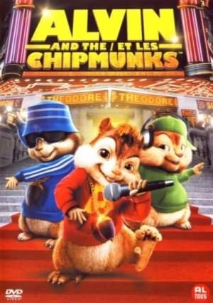Alvin and the Chipmunks 390x555