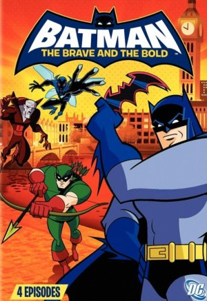 Batman: The Brave and the Bold 500x728
