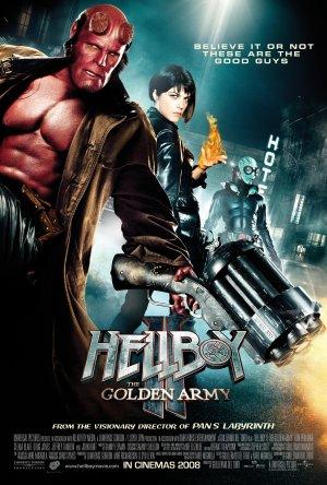 Hellboy II: The Golden Army 2890x4281