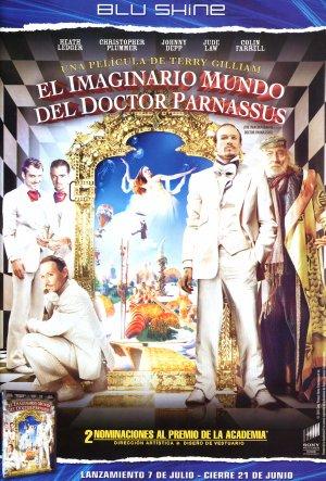 The Imaginarium of Doctor Parnassus 1466x2166
