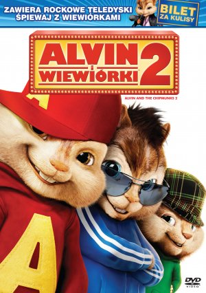 Alvin and the Chipmunks: The Squeakquel 1523x2162