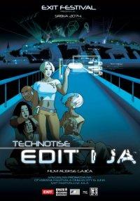 Technotise - Edit i ja poster